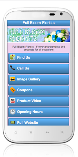 Mobile websites from evans media group